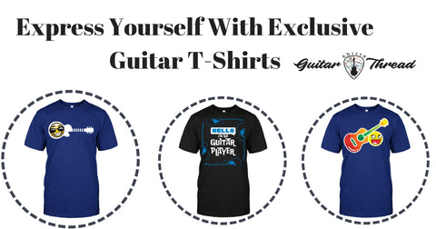 Guitar Apparel USA