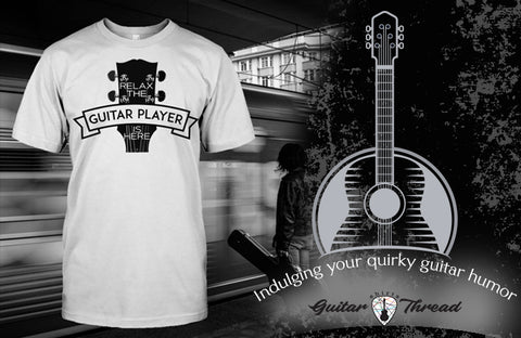How To Give Your Guitar Humor A Better Canvas of Expression? Guitar Clothing in USA