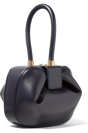 Bell Genuine Leather Bag - Carbon