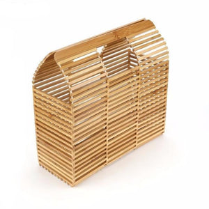 Open image in slideshow, Original Beach Basket - Bamboo