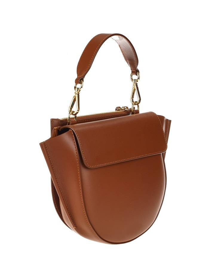 Pescara Saddle Bag - Camel