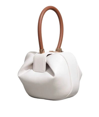 Bell Genuine Leather Bag - White