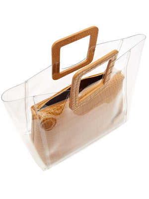 Luna Clear Bag