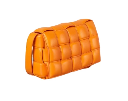 Cubed Cassette Bag - Orange