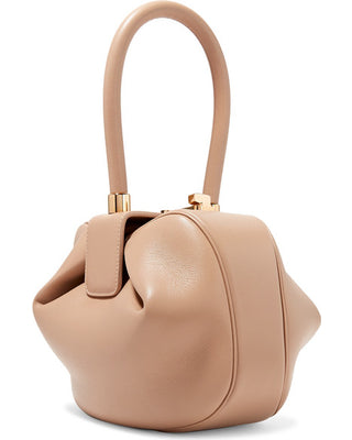 Bell Genuine Leather Bag - Rose Gold