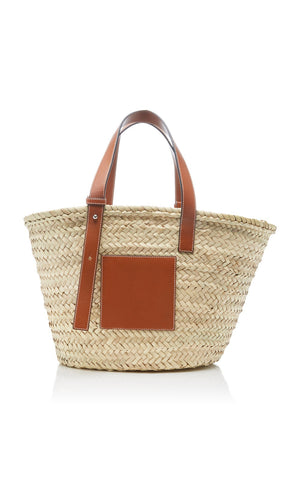 Open image in slideshow, Hannah Straw Bag