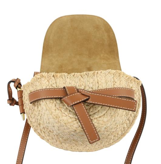 Monet Mini Straw Bag