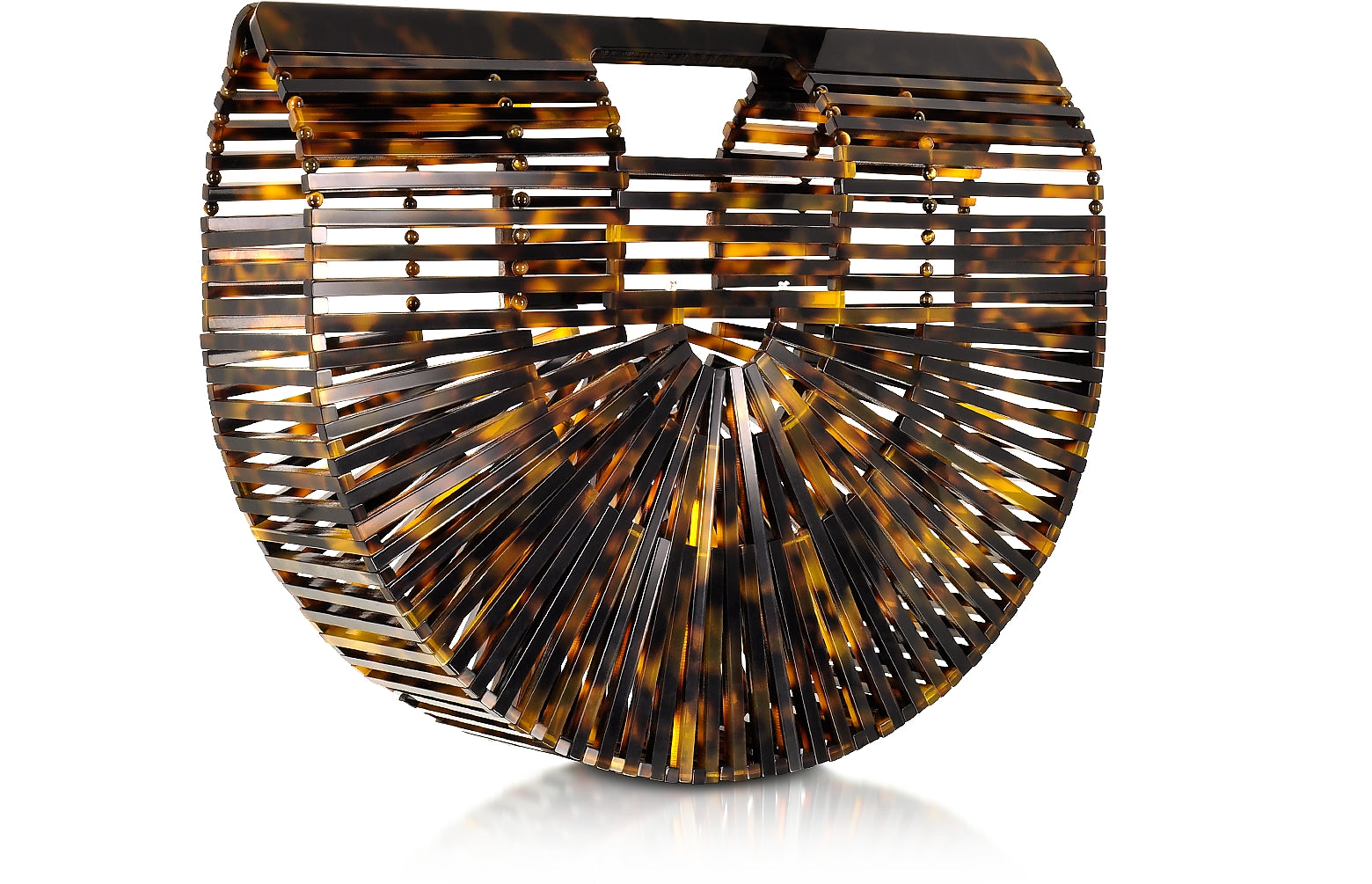 Acrylic Ark Bag - Tortoise Shell