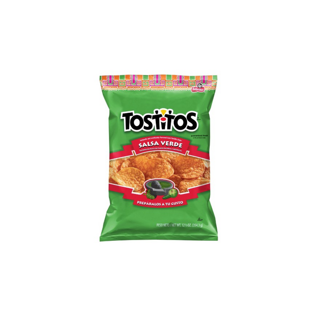 Tostitos Salsa Verde Chips 62g