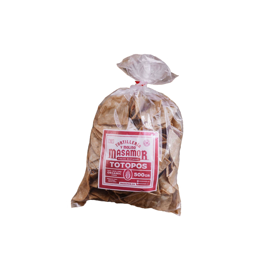 Masamor Tortilla Chips 500g