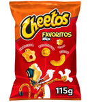 Cheetos Favoritos 130g