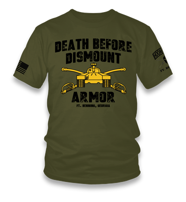 Death Before Dismount Tee