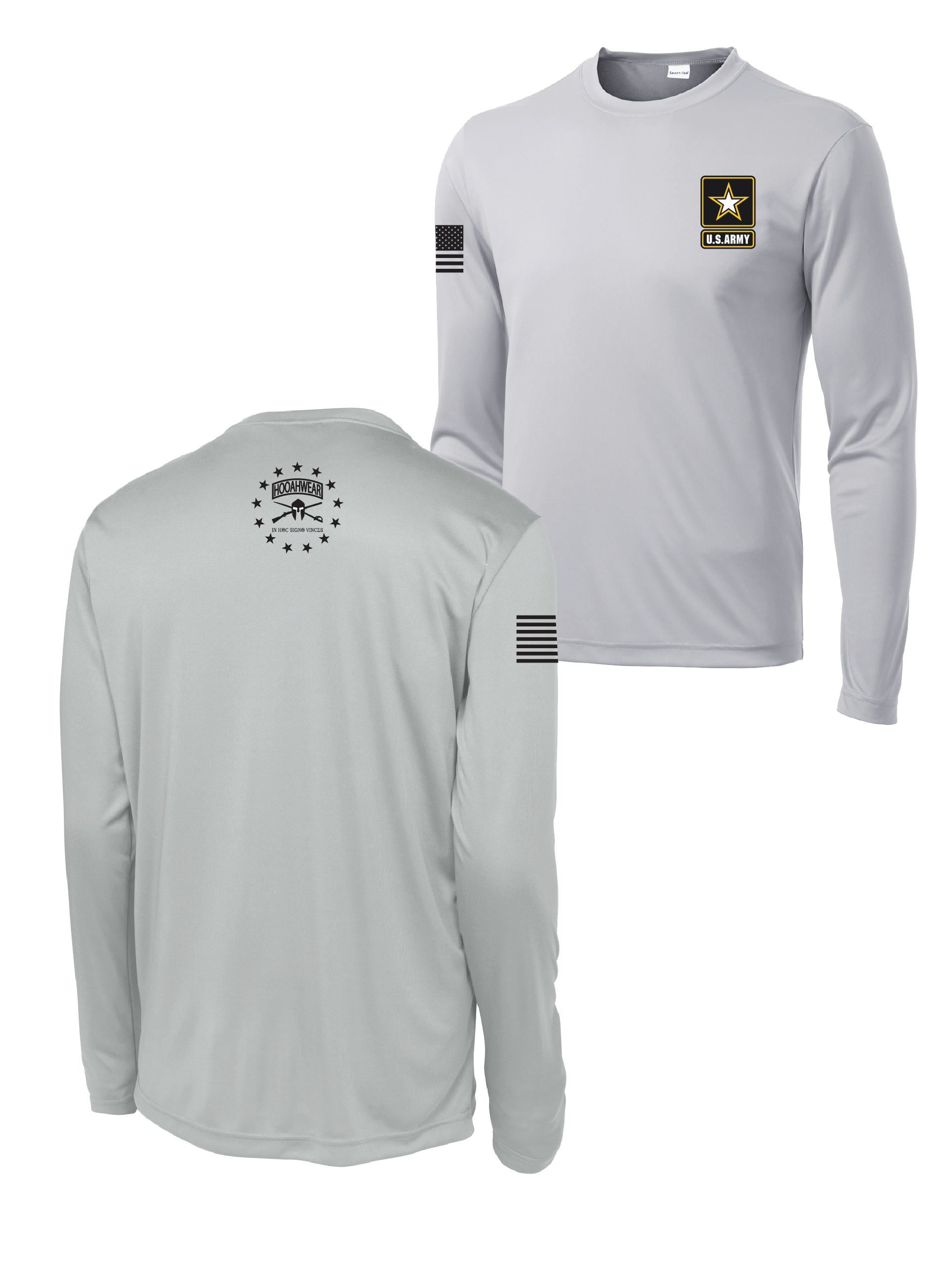 US Army Long Sleeve Drifit