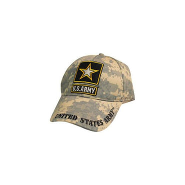 U.S. Army Logo Cap Digital Camo