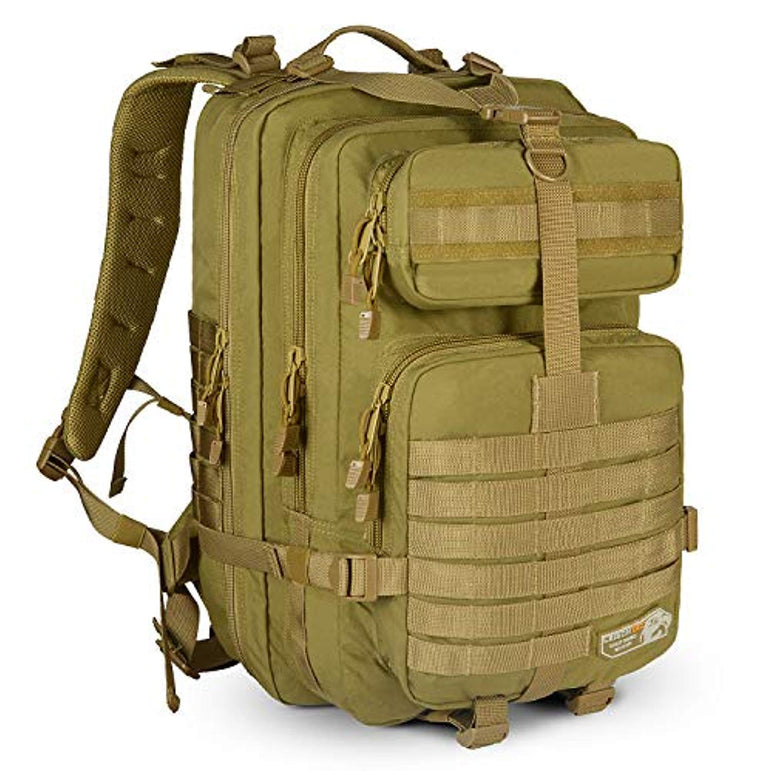 SunsionPro MTB-130 Military Tactical Assault Backpack Molle