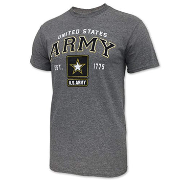 Army Star Est. 1775 T-Shirt