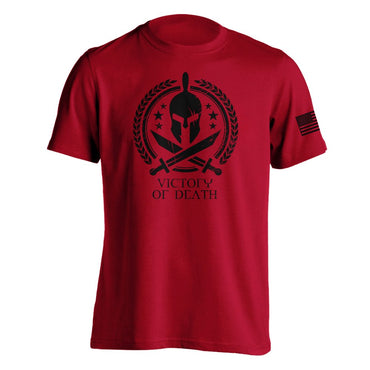 Spartan Warrior Molon Labe T-Shirt