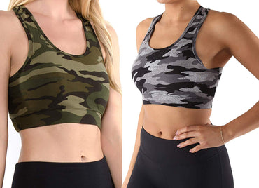 Women's Tank-Top and Bra