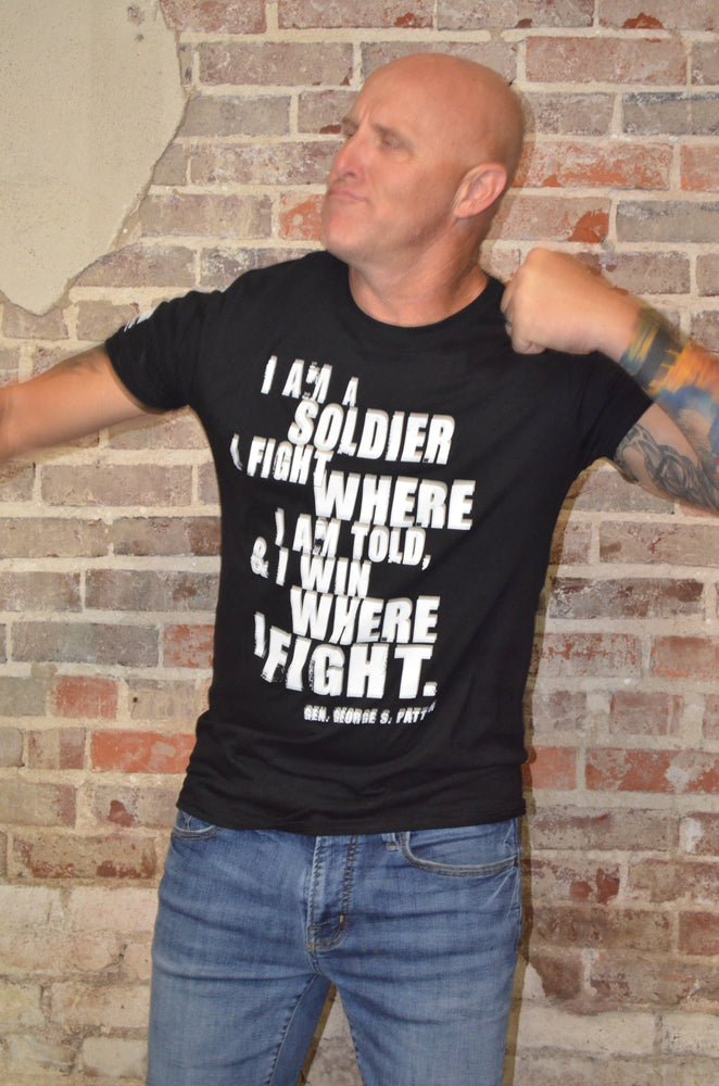 I Am A Soldier Tee