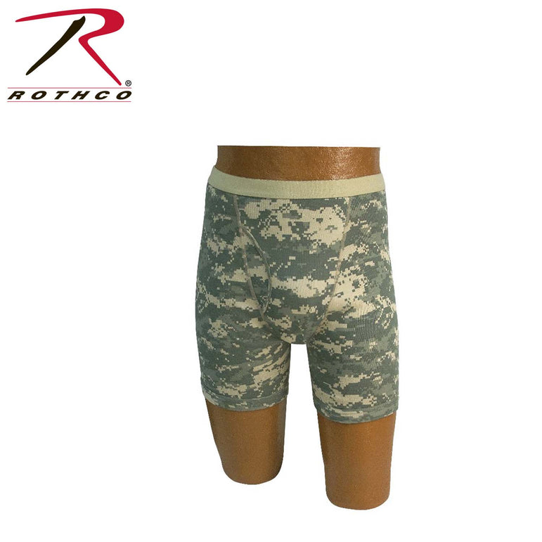 Digital Camo Boxer Briefs