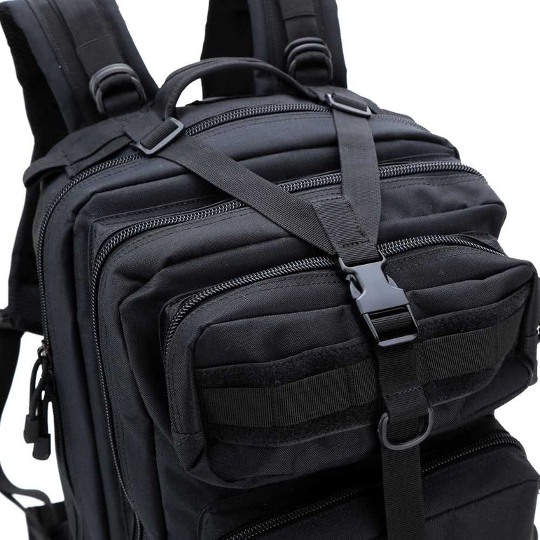 45L MOLLE Multifunction Military Outdoor Tactical Backpack