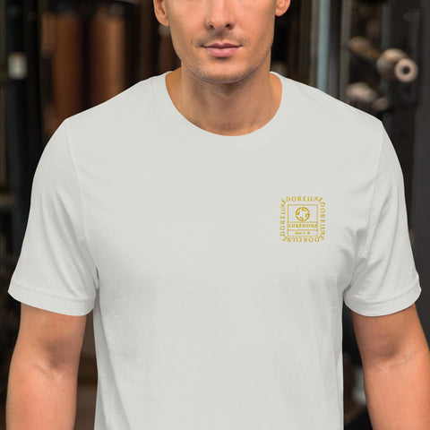 Embroidered Luxedore T-Shirt