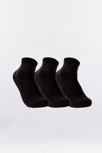 Boys' Athletic Ankle Socks
