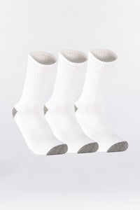 Boys' Athletic Crew Socks