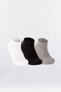 Boys' Athletic Lo-Cut Socks