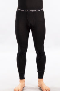 Ribbed Thermal Pants