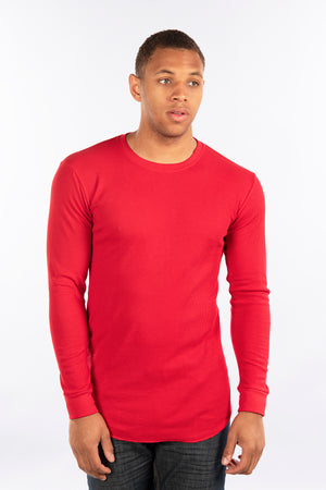 Fitted Thermal Shirt