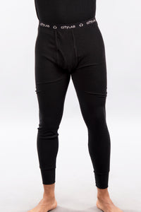 Fitted Thermal Pants
