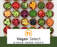 Load image into Gallery viewer, Vegan Meals - 4 Days