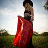 Banditos - Red Silk - Long-Tall
