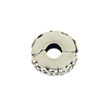 Authentic Pandora ALE Solid 925 Sterling Silver Lock Charm/Bead »U223