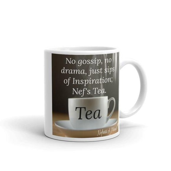 Sips of Inspiration (Tea)