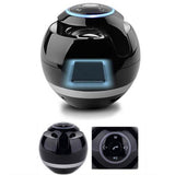 Mini Portable Bluetooth Speaker with Mic and FM Radio