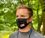 Red Glare Mask