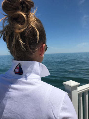 Women's Sailor Polo