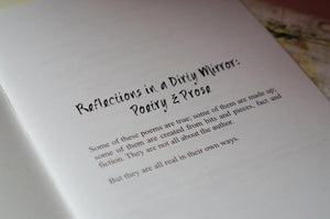 Reflections in a Dirty Mirror | Chapbook