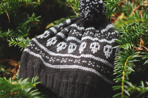 Roswell Greys Knitted Hat