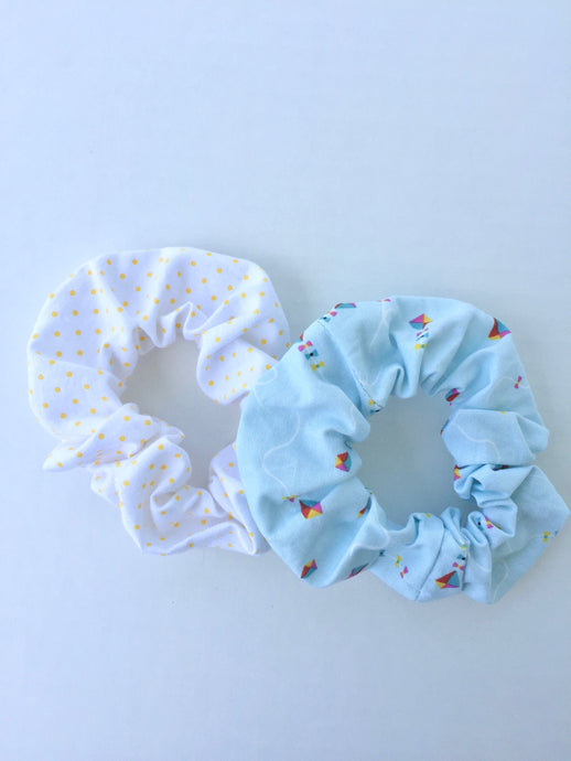 kite scrunchies