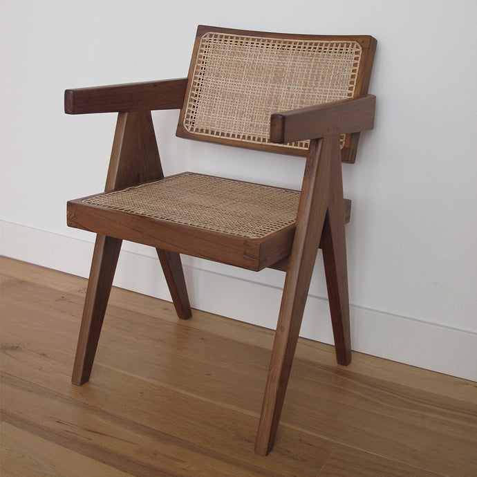 Pierre Jeanneret, a mid century icon