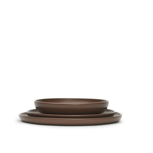 VVD tableware deep bowl mocca