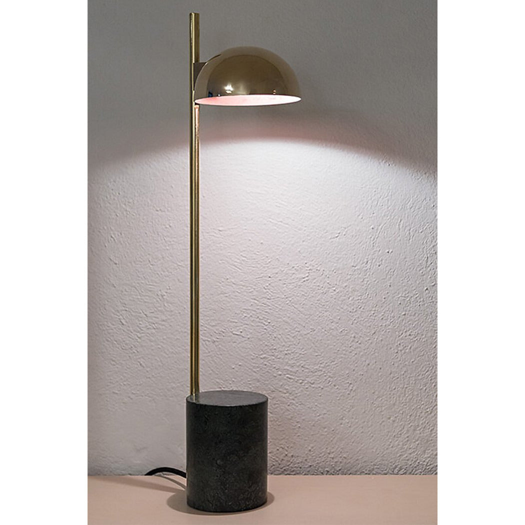 Standing Straight Table Lamp