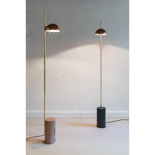 Standing Straight Floor Lamp