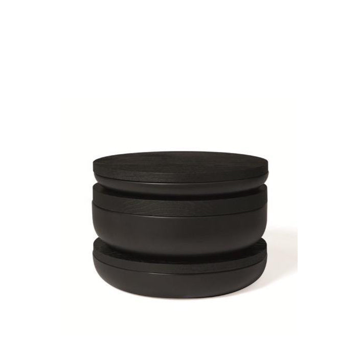 Black Ceramic Containers