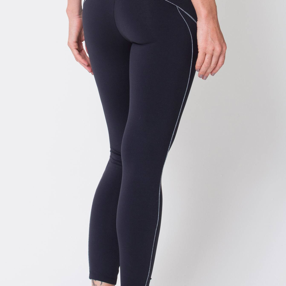 Black Viva Legging