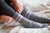 Caring for Fuzzy Babba Slipper Socks