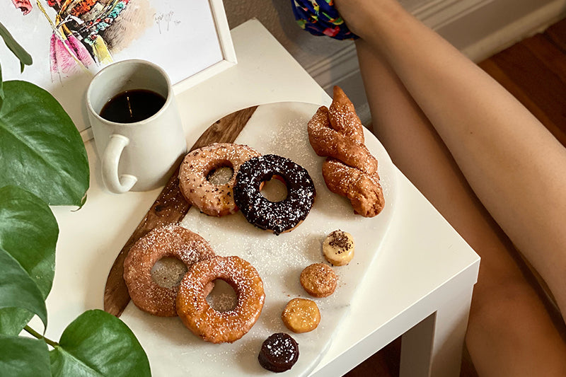 Steps to Make Your Own Donuts